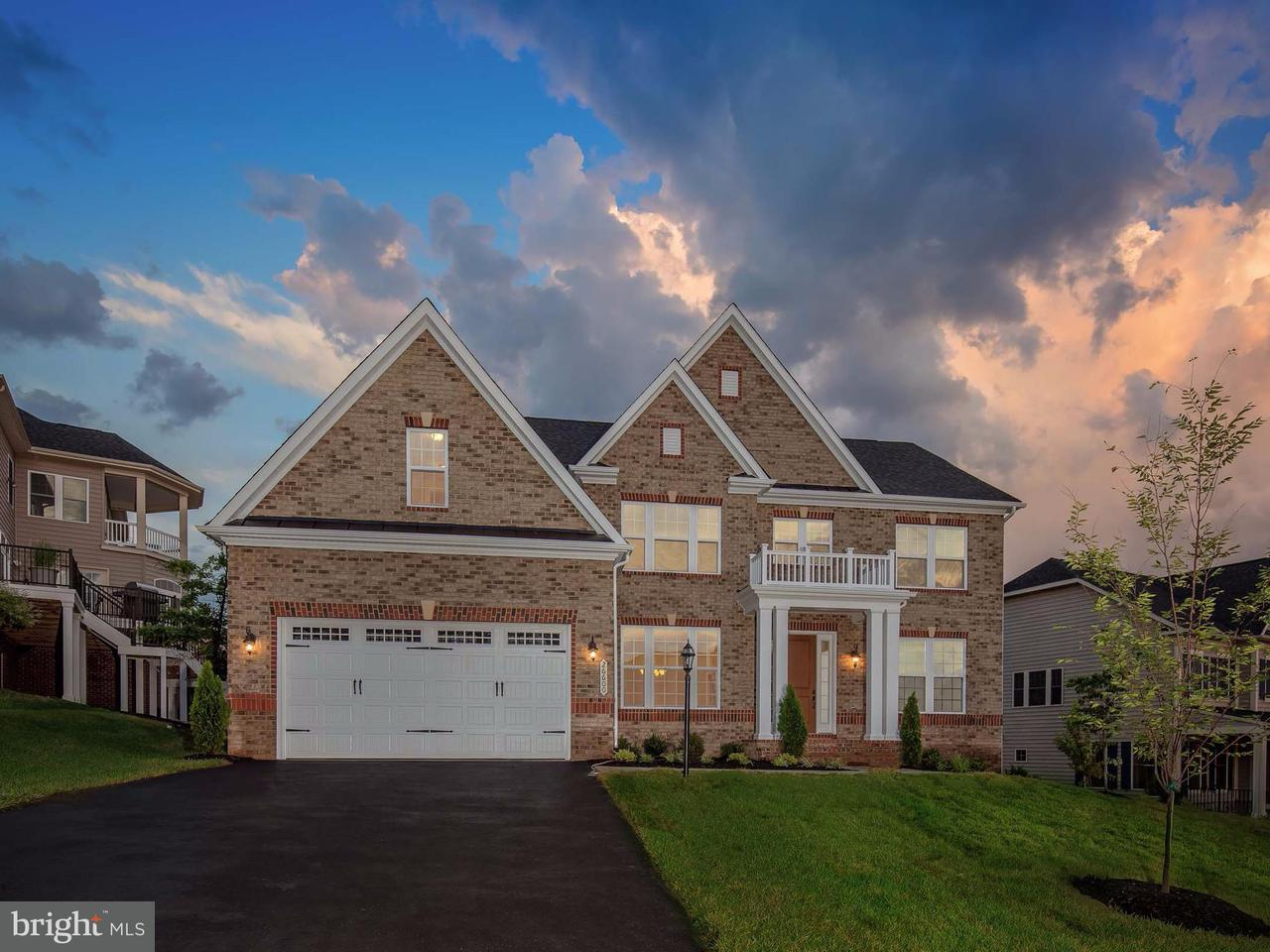 Single Family Home for Sale at 4501 WOODLANDS REACH Drive 4501 WOODLANDS REACH Drive Bowie, Maryland 20720 United States
