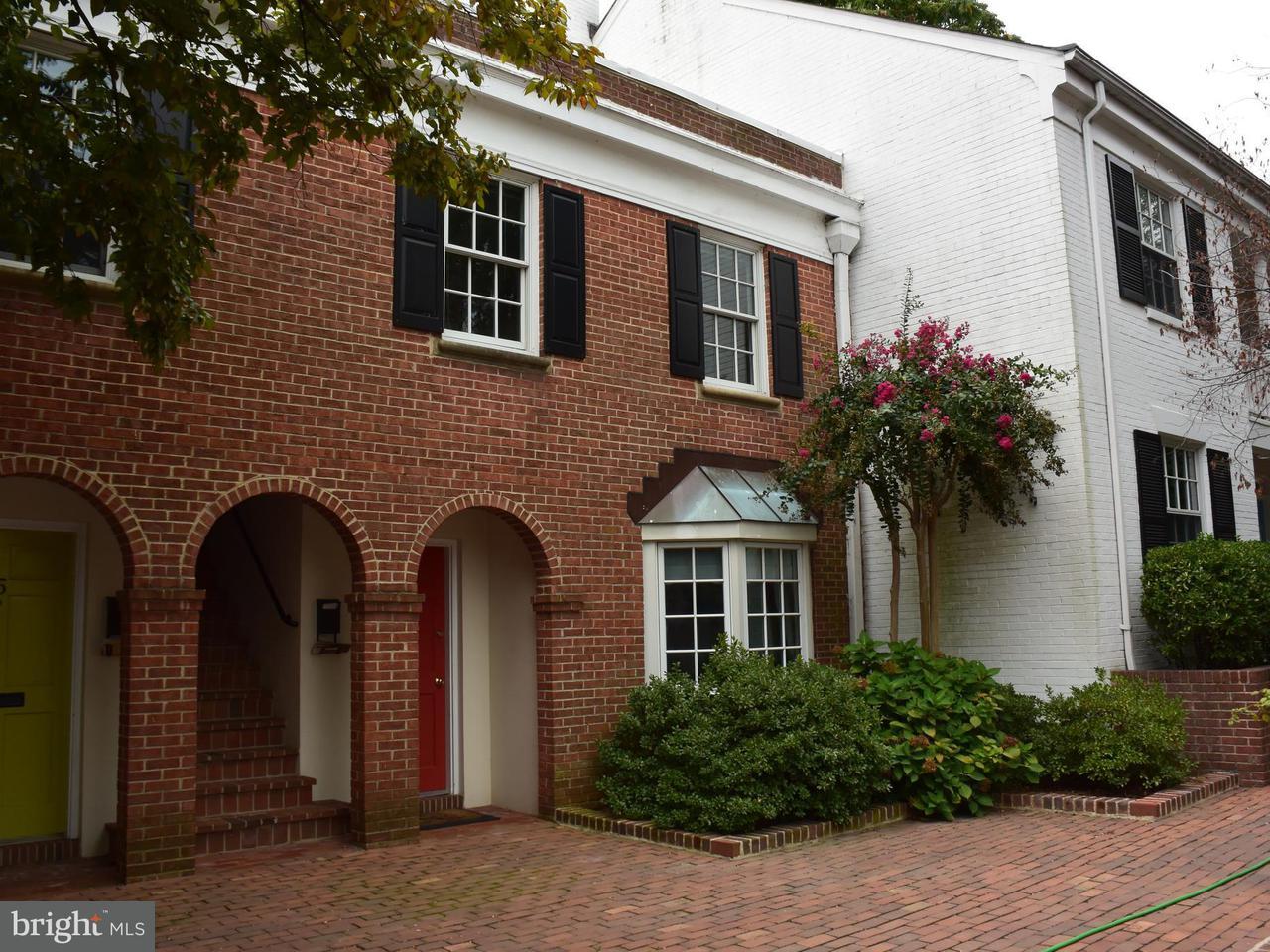 Condominium for Sale at 220 SAINT ASAPH ST N #7 220 SAINT ASAPH ST N #7 Alexandria, Virginia 22314 United States