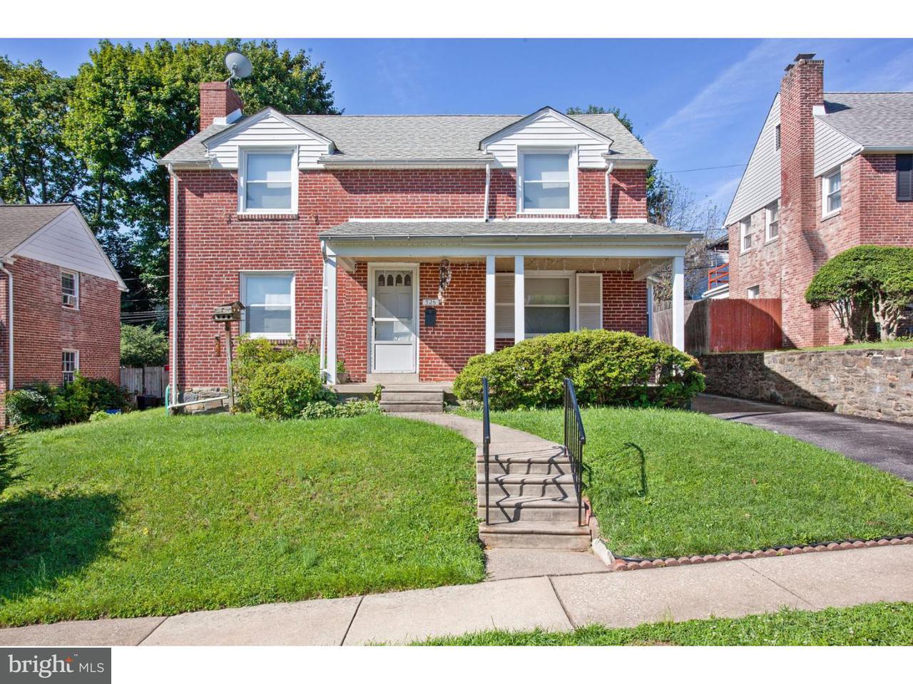 Maison unifamiliale pour l Vente à 526 MIDVALE Road Upper Darby, Pennsylvanie 19082 États-Unis