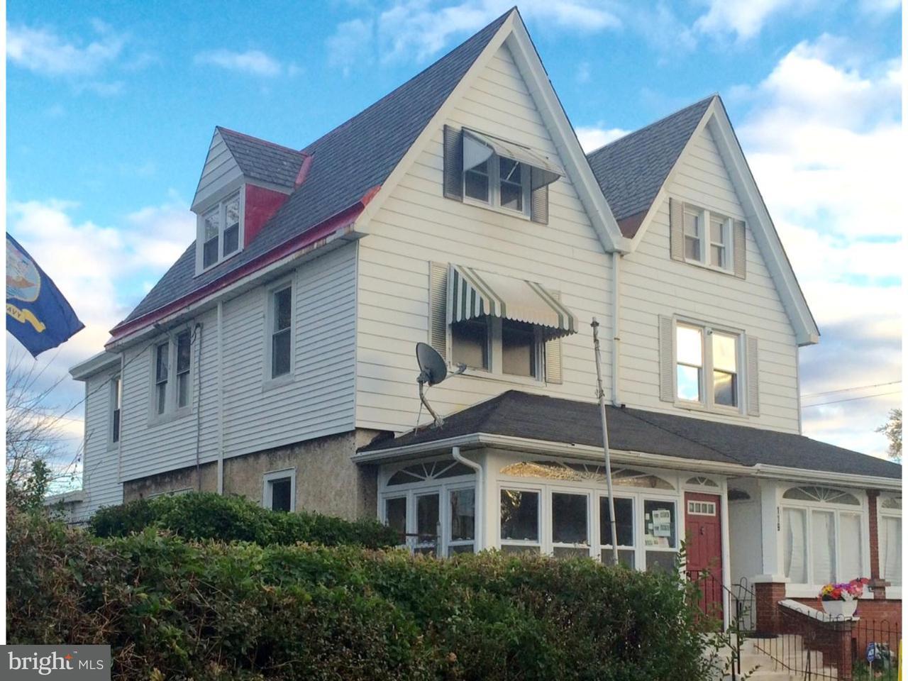 Casa unifamiliar adosada (Townhouse) por un Alquiler en 117 S 4TH Street Darby, Pennsylvania 19023 Estados Unidos