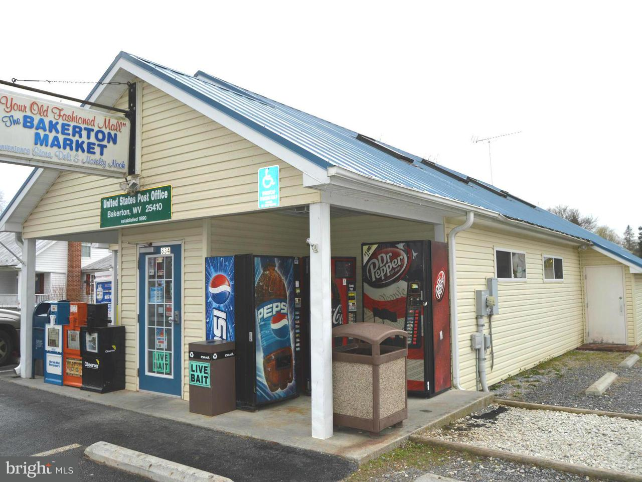 Commercial for Sale at 834 CARTER Avenue 834 CARTER Avenue Harpers Ferry, West Virginia 25425 United States