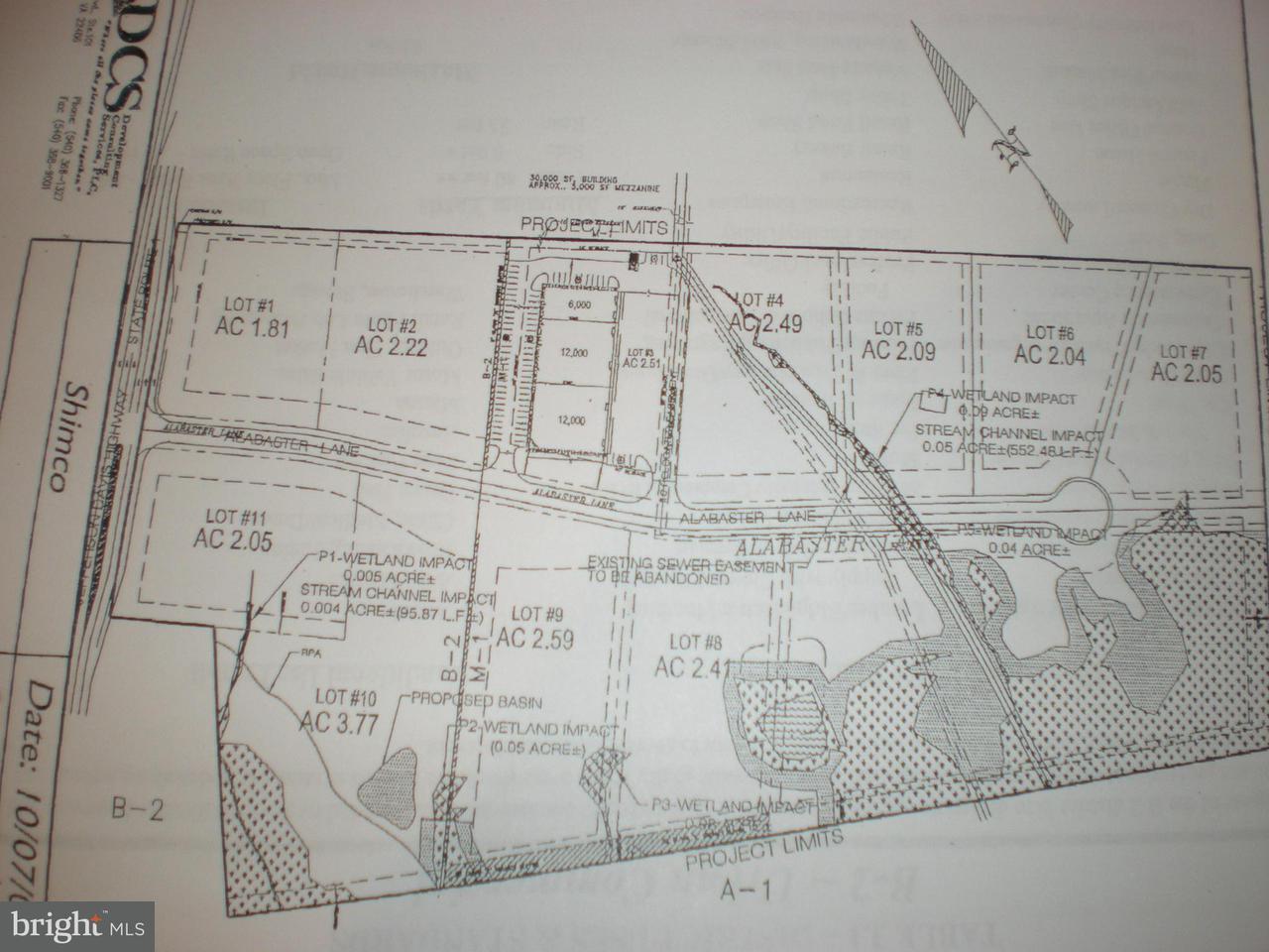 Land for Sale at 1180 DAVIS JEFFERSON HWY 1180 DAVIS JEFFERSON HWY Fredericksburg, Virginia 22405 United States