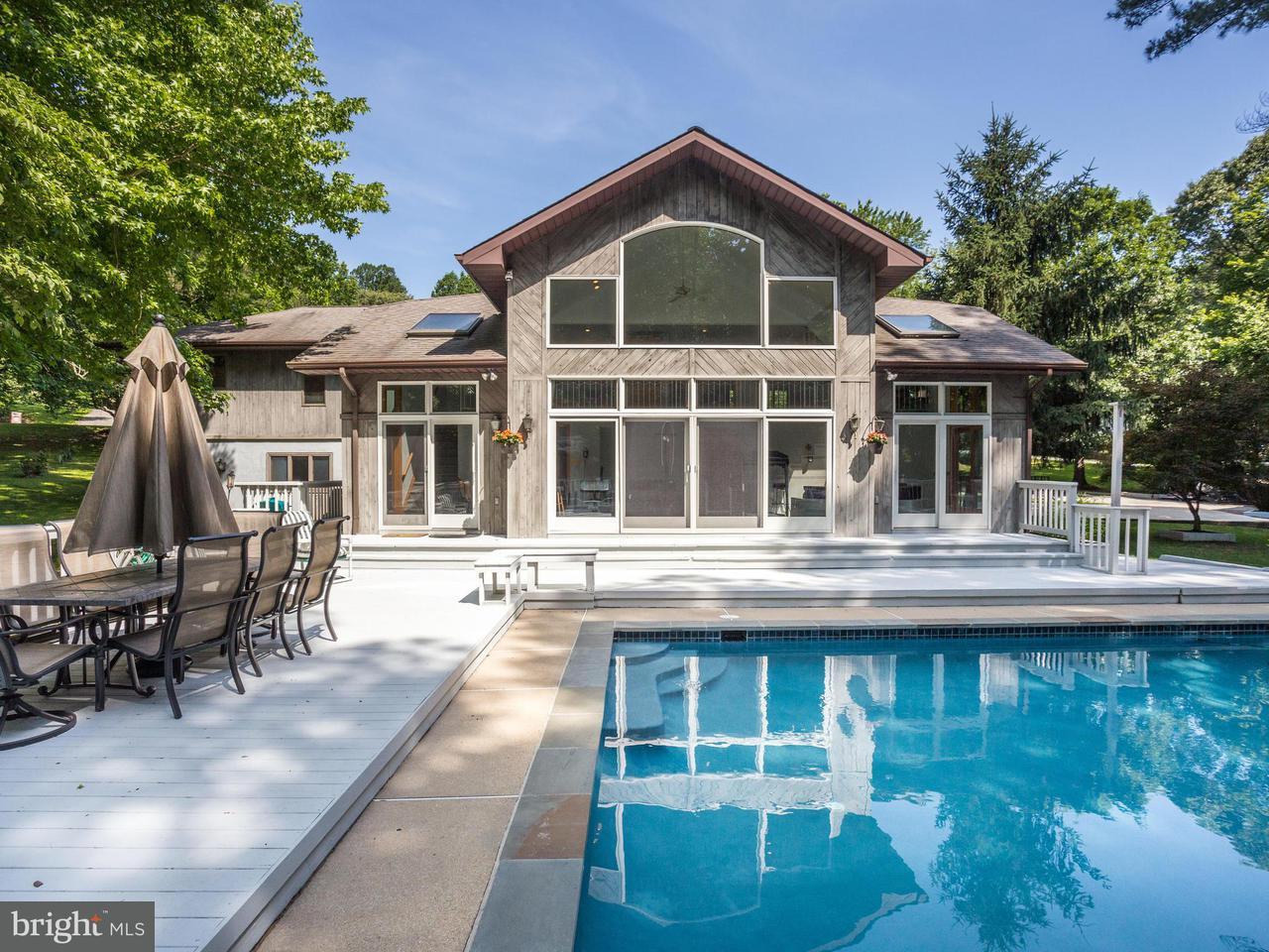 Частный односемейный дом для того Продажа на 1380 COMMODORE BARNEY Road 1380 COMMODORE BARNEY Road St. Leonard, Мэриленд 20685 Соединенные Штаты