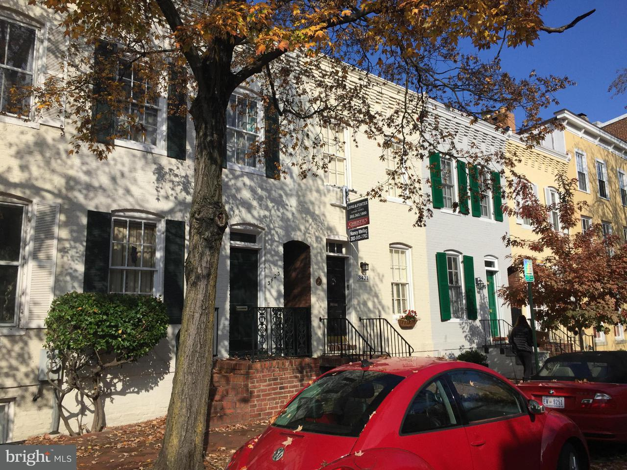Other Residential for Rent at 3421 O St NW Washington, District Of Columbia 20007 United States