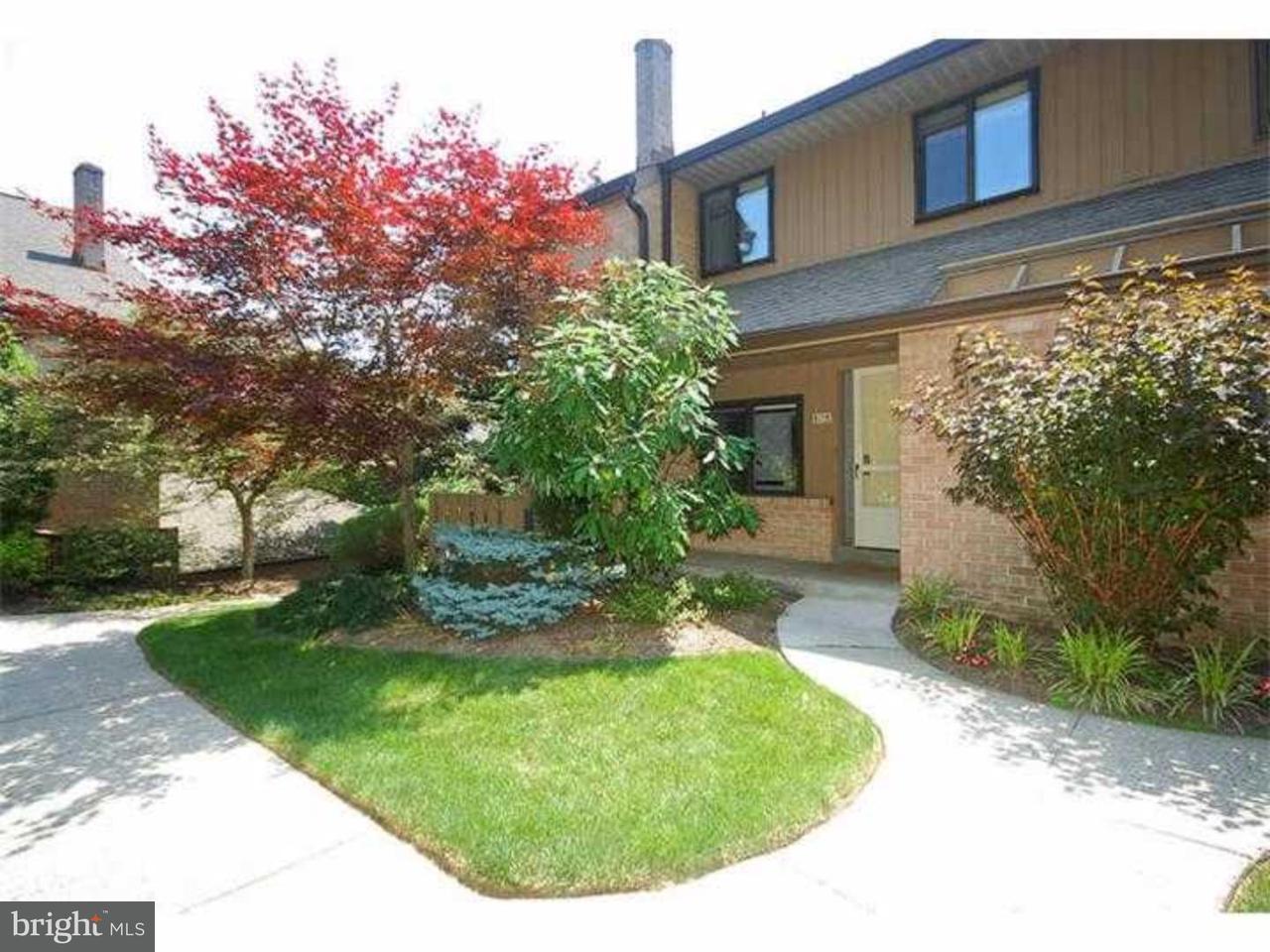 Condominium for Rent at 354 PAOLI WOODS Paoli, Pennsylvania 19301 United States