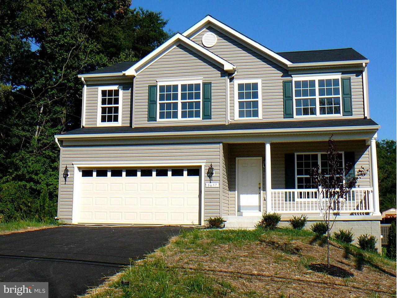 Eensgezinswoning voor Verkoop een t 4513 Bucks School House Road 4513 Bucks School House Road Rosedale, Maryland 21237 Verenigde Staten