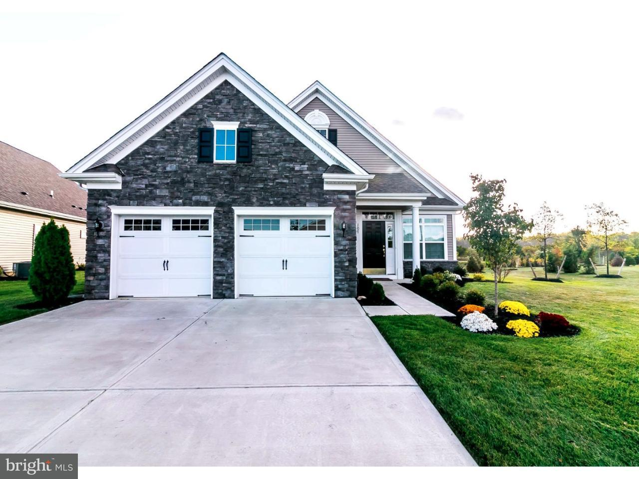 Enfamiljshus för Försäljning vid 107 WEATHERBY Lane Glassboro, New Jersey 08028 Usa