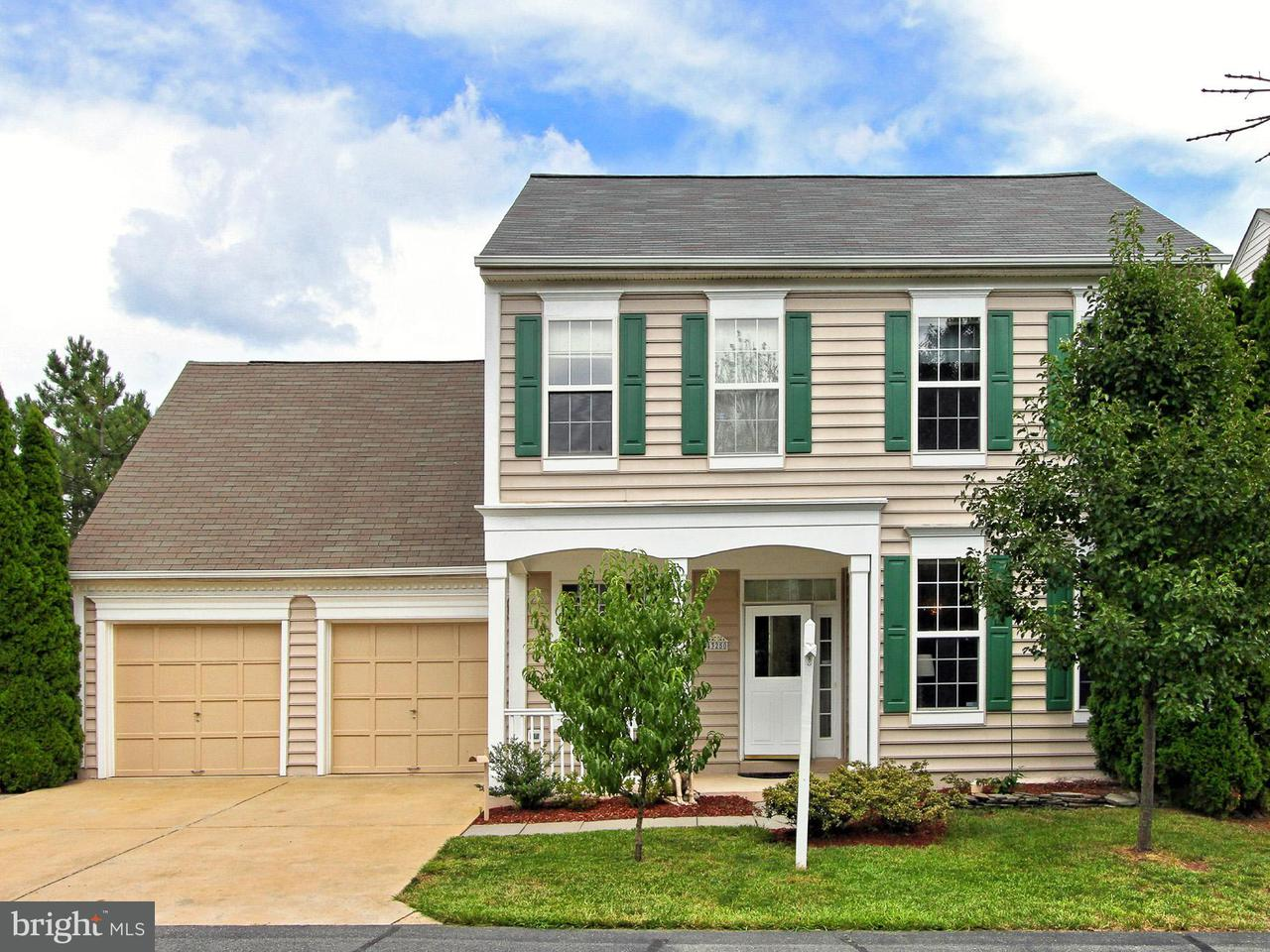 Townhouse for Sale at 43250 DAY LILY TER 43250 DAY LILY TER Ashburn, Virginia 20147 United States