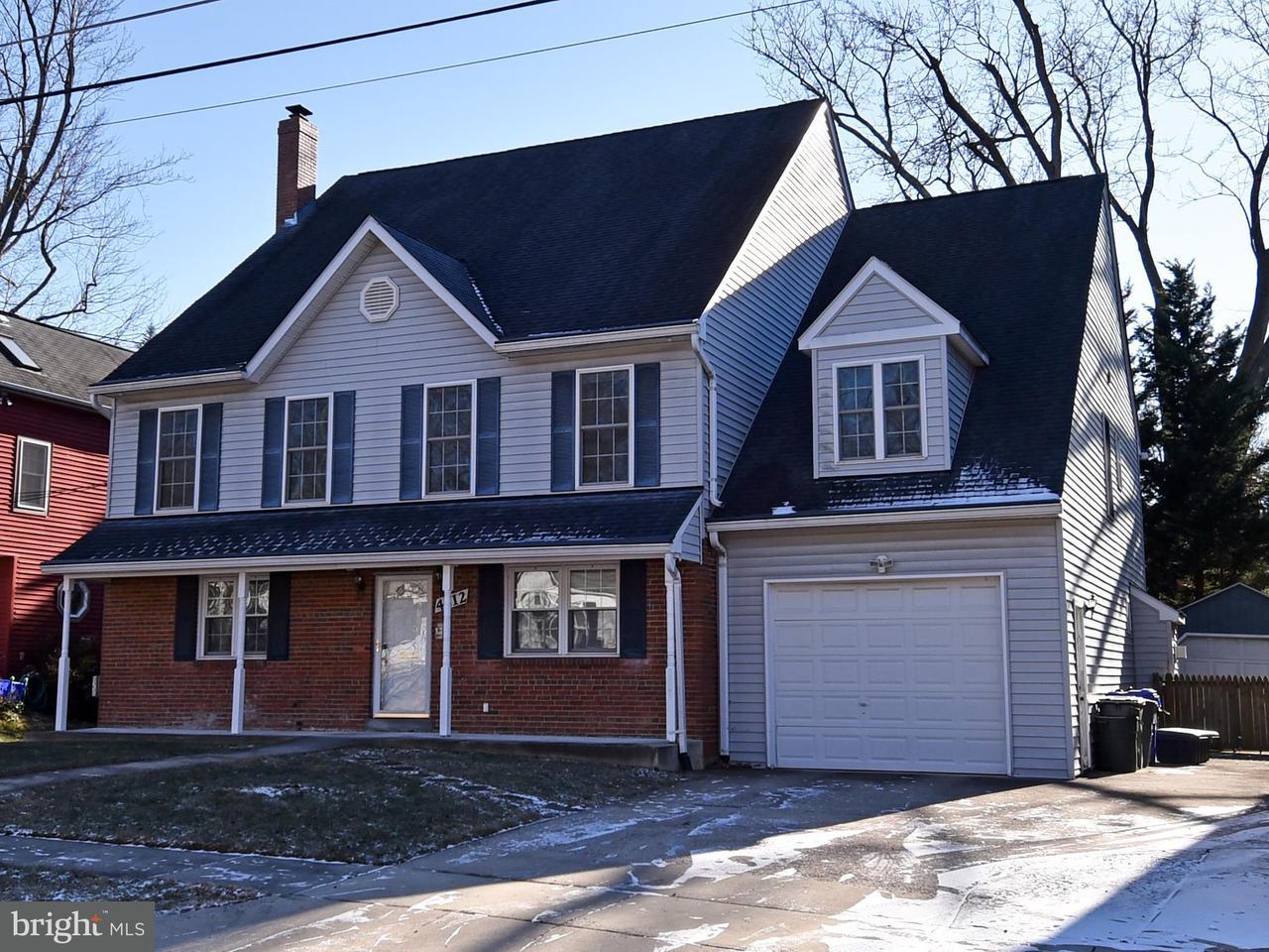 獨棟家庭住宅 為 出售 在 4212 ANTHONY Street 4212 ANTHONY Street Kensington, 馬里蘭州 20895 美國