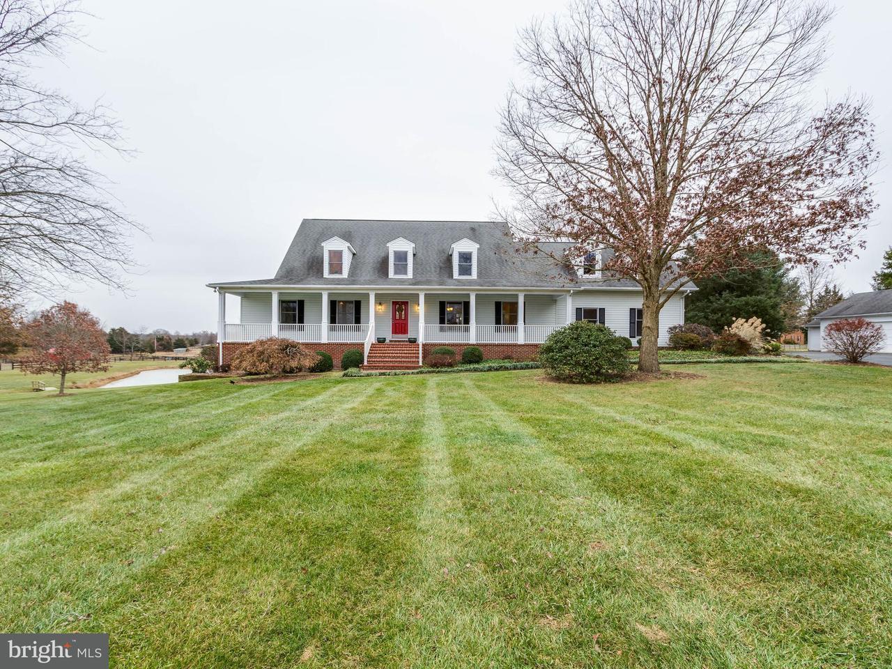 獨棟家庭住宅 為 出售 在 8107 ROGUES Road 8107 ROGUES Road Catlett, 弗吉尼亞州 20119 美國