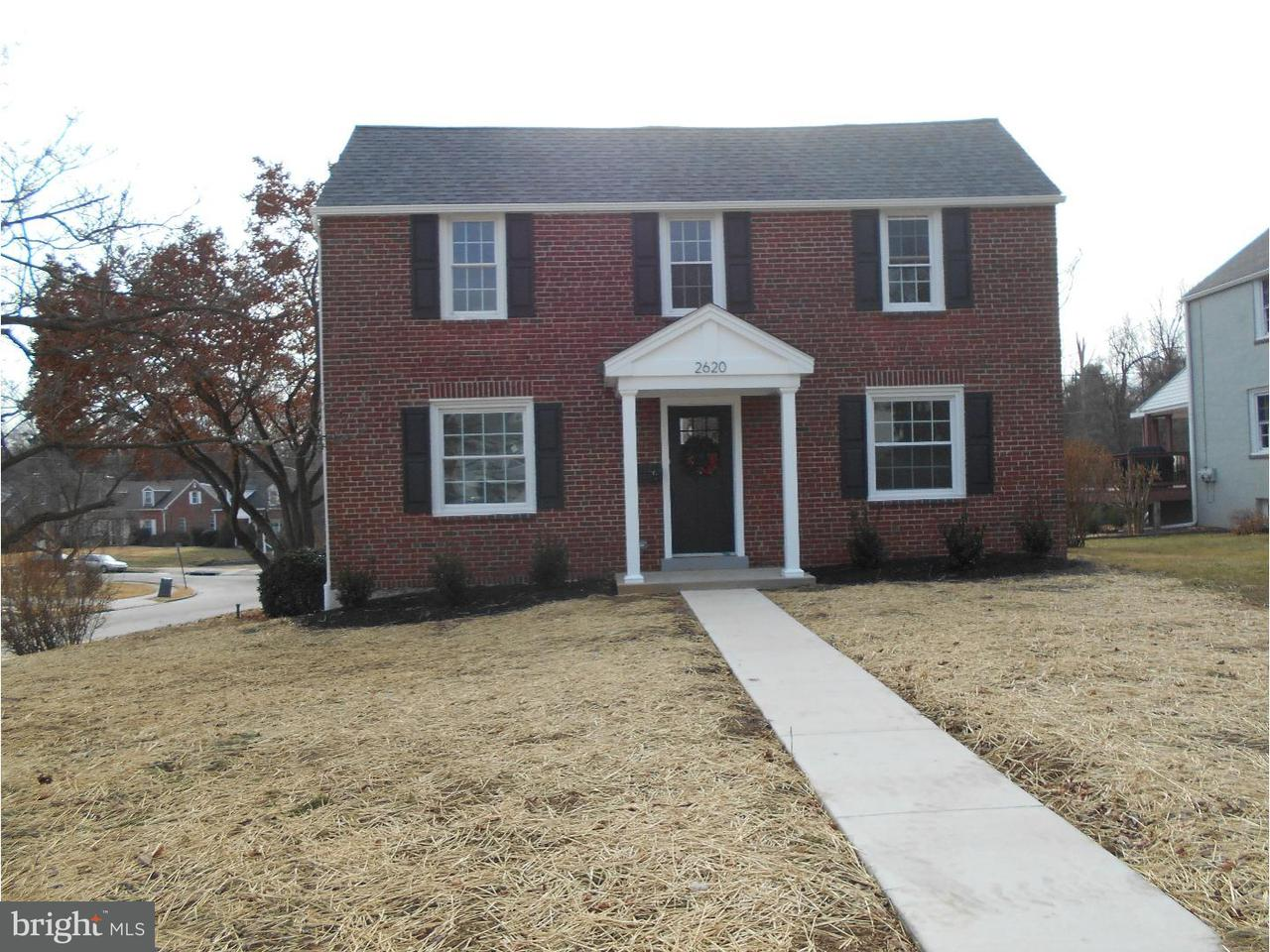 Single Family Home for Rent at 2620 FRANKLIN Avenue Broomall, Pennsylvania 19008 United States