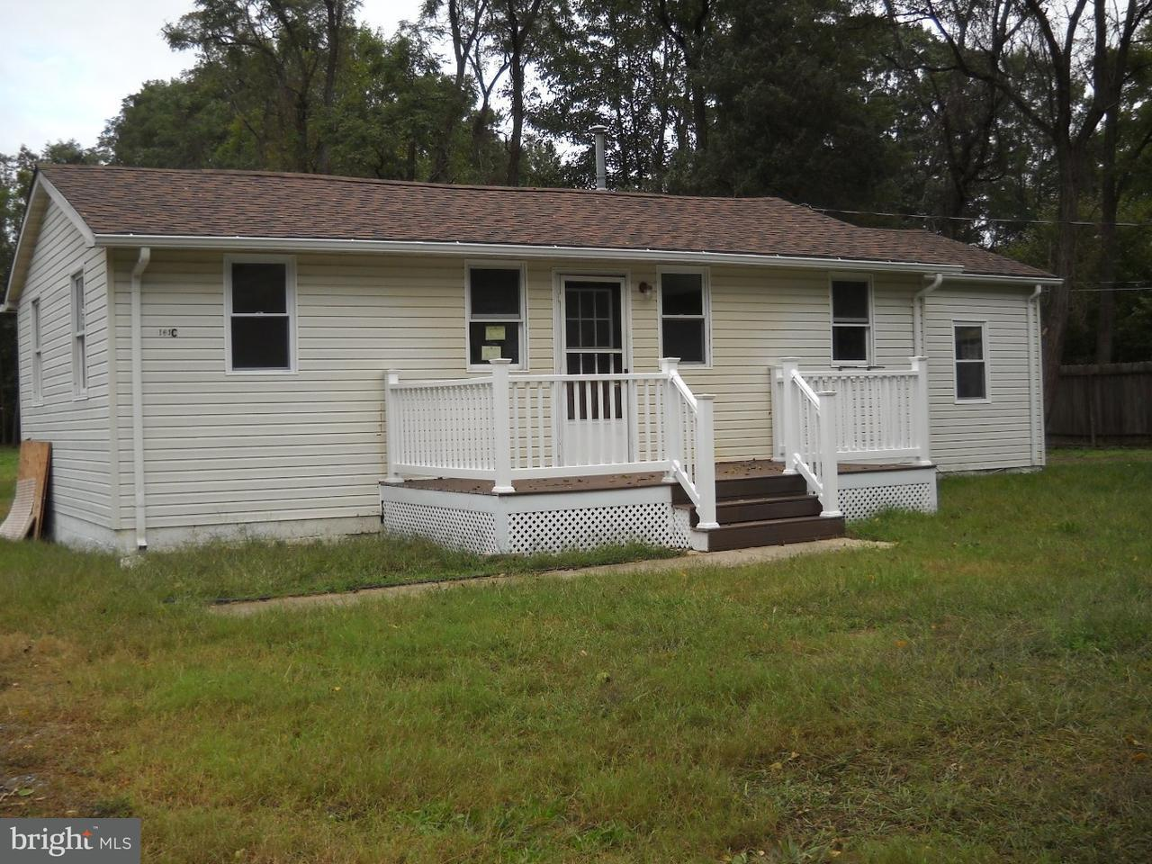 Single Family Home for Rent at 161 COOKSTOWN NEW EGYPT Road Wrightstown, New Jersey 08562 United States