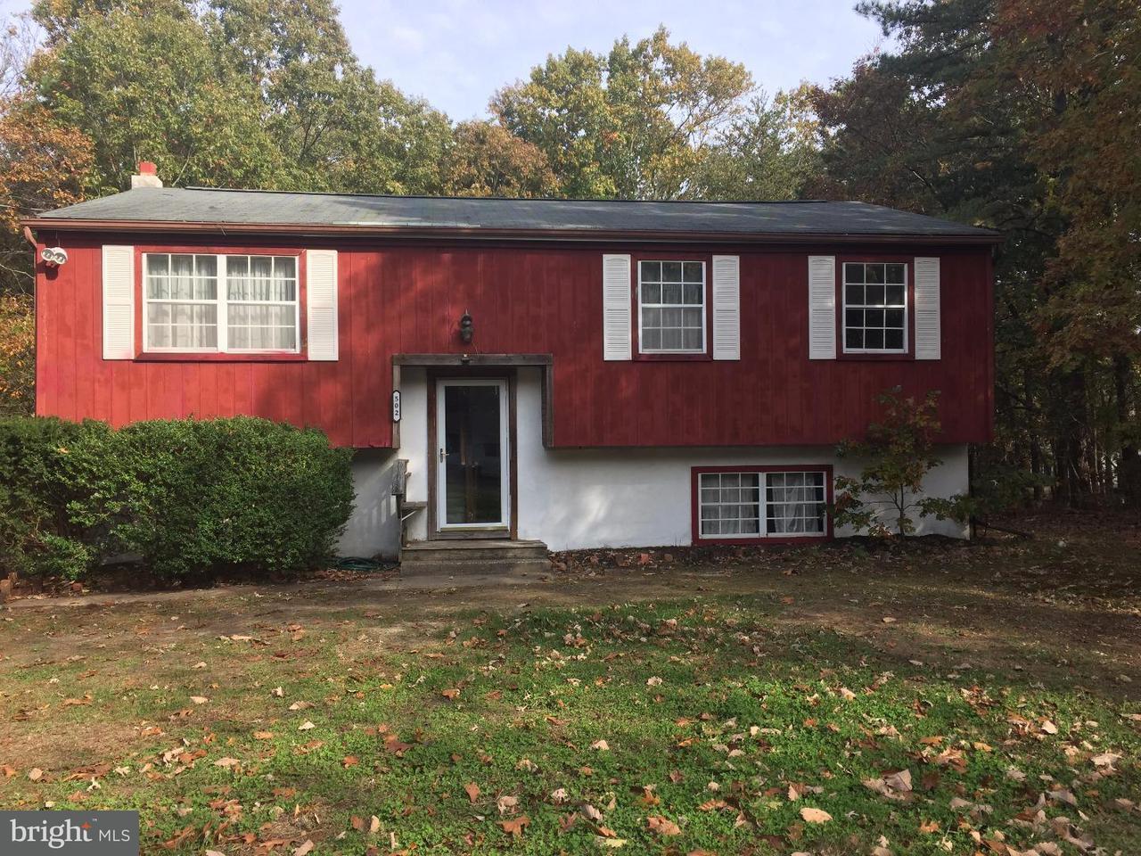 Maison unifamiliale pour l Vente à 502 SIEGFRIED Avenue Chesilhurst, New Jersey 08089 États-Unis