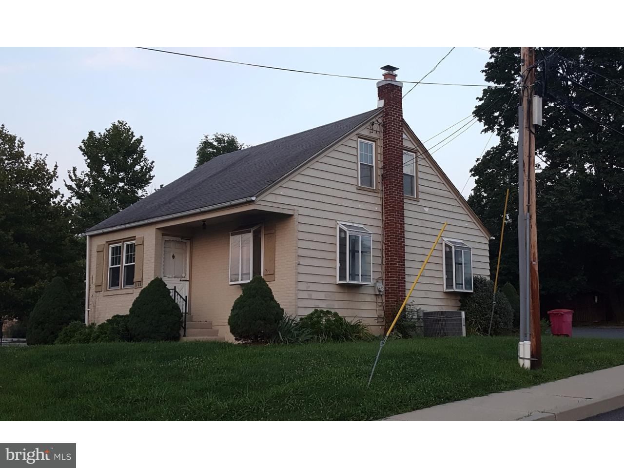 Maison unifamiliale pour l Vente à 1106 PAWLINGS Road Audubon, Pennsylvanie 19403 États-Unis