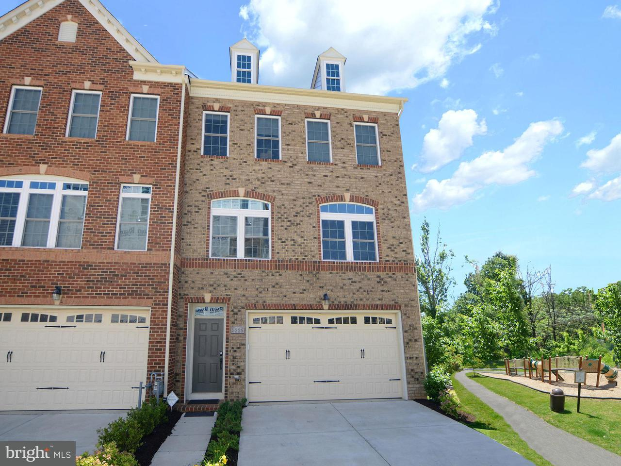Townhouse for Sale at 5225 SABLE Court 5225 SABLE Court Greenbelt, Maryland 20770 United States