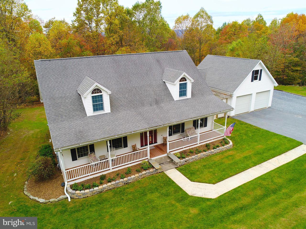 Einfamilienhaus für Verkauf beim 11302 GAMBRILL PARK Road 11302 GAMBRILL PARK Road Frederick, Maryland 21702 Vereinigte Staaten