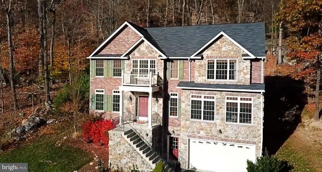 Casa Unifamiliar por un Venta en 6756 Accipiter Drive 6756 Accipiter Drive New Market, Maryland 21774 Estados Unidos