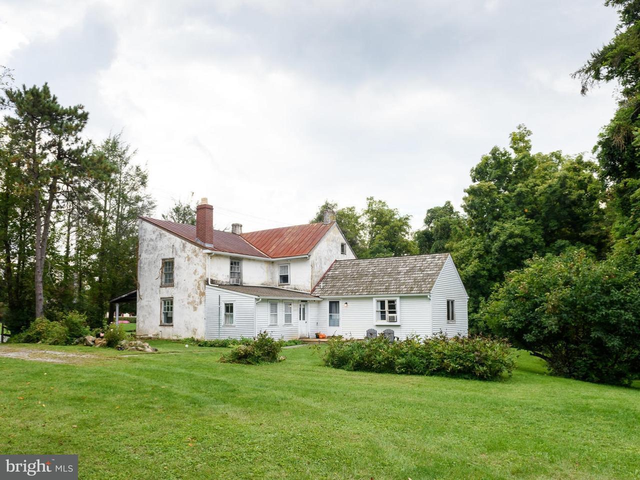 独户住宅 为 销售 在 1101 LITTLE CONESTOGA Road Glenmoore, 宾夕法尼亚州 19343 美国