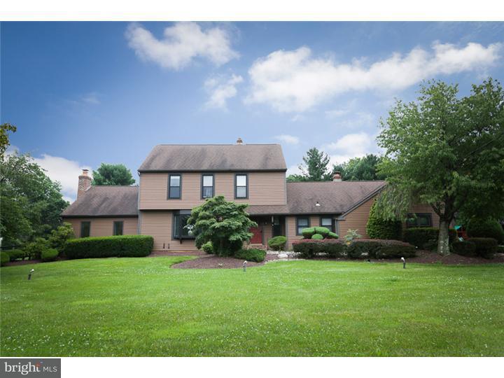 独户住宅 为 出租 在 340 WORTHINGTON MILL Road Richboro, 宾夕法尼亚州 18954 美国