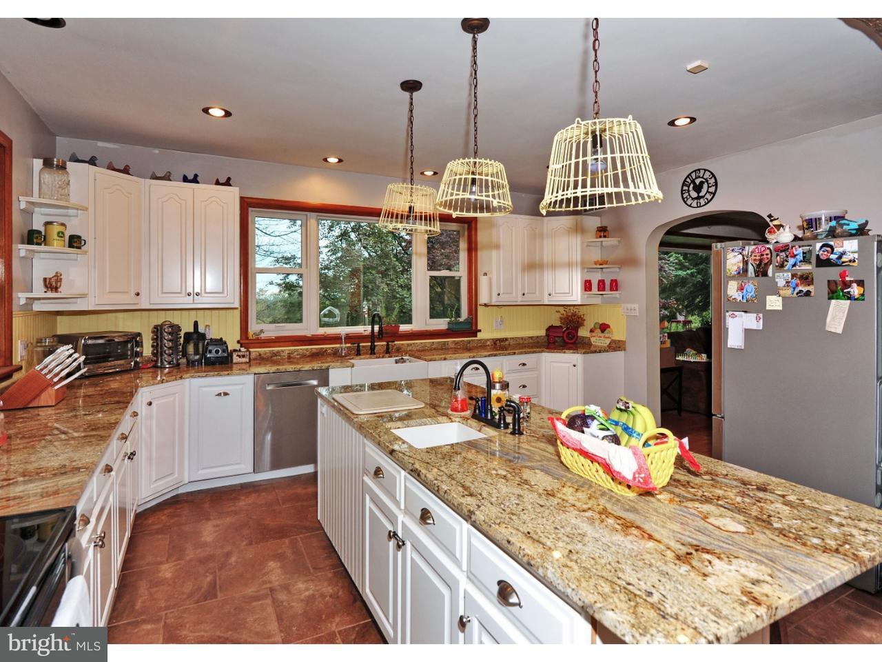 Частный односемейный дом для того Продажа на 250 FORGEDALE Road Barto, Пенсильвания 19504 Соединенные Штаты