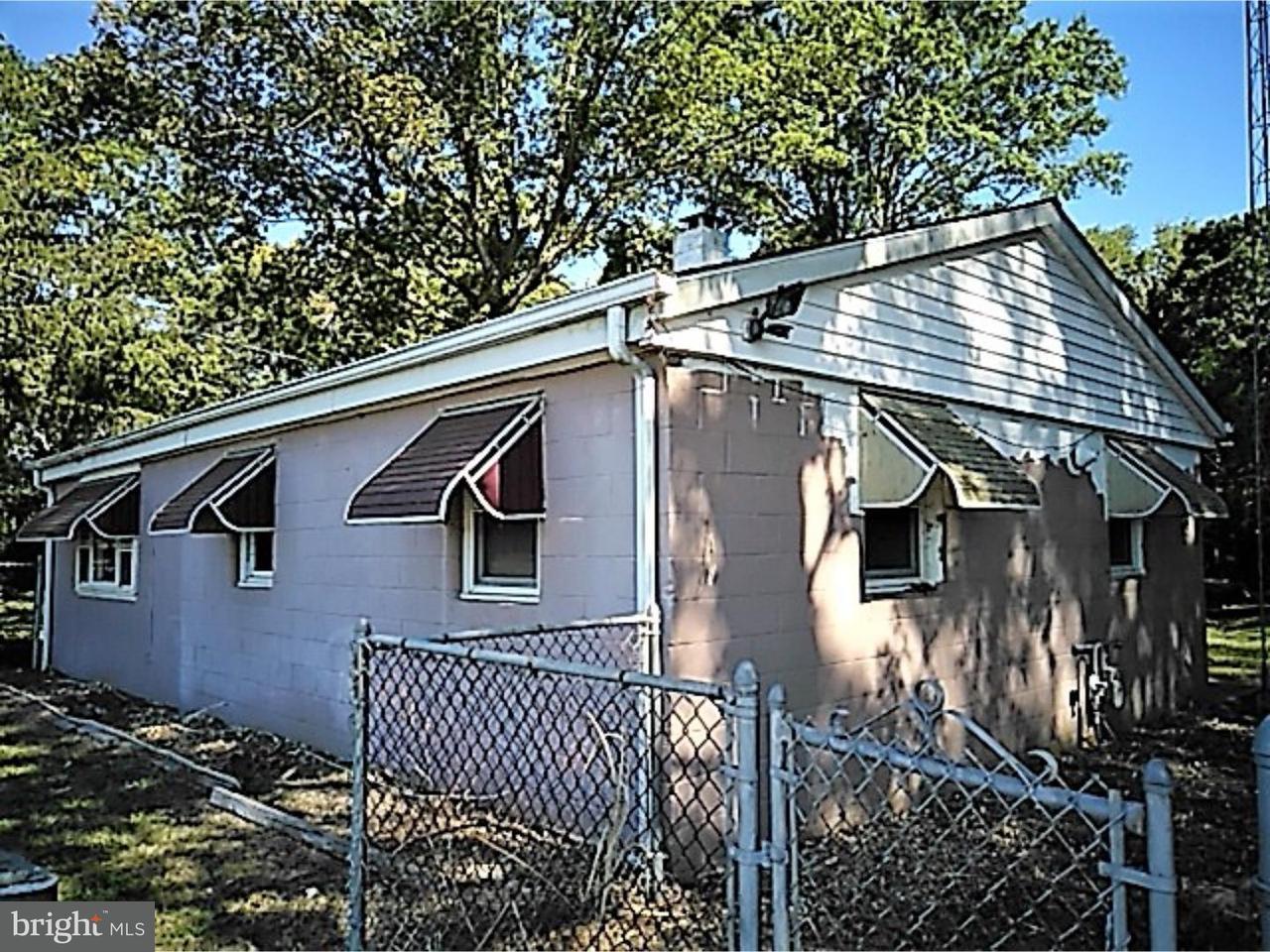Casa Unifamiliar por un Venta en 237 FORTESCUE Road Newport, Nueva Jersey 08345 Estados Unidos