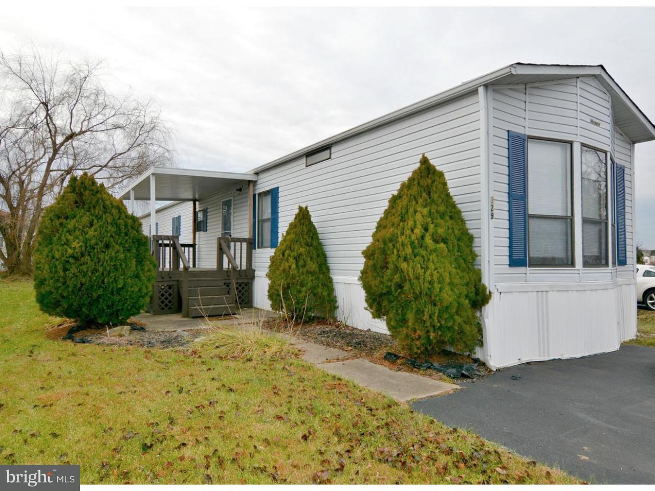 Mobile Homes pour l à louer à 329 JOAN Drive Bear, Delaware 19701 États-Unis