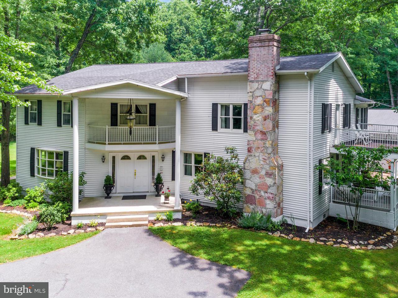 Maison unifamiliale pour l Vente à 1111 HOUSER Road 1111 HOUSER Road Fayetteville, Pennsylvanie 17222 États-Unis