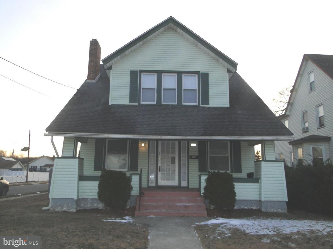 Single Family Home for Rent at 500 SUMMIT Avenue Westville, New Jersey 08093 United States