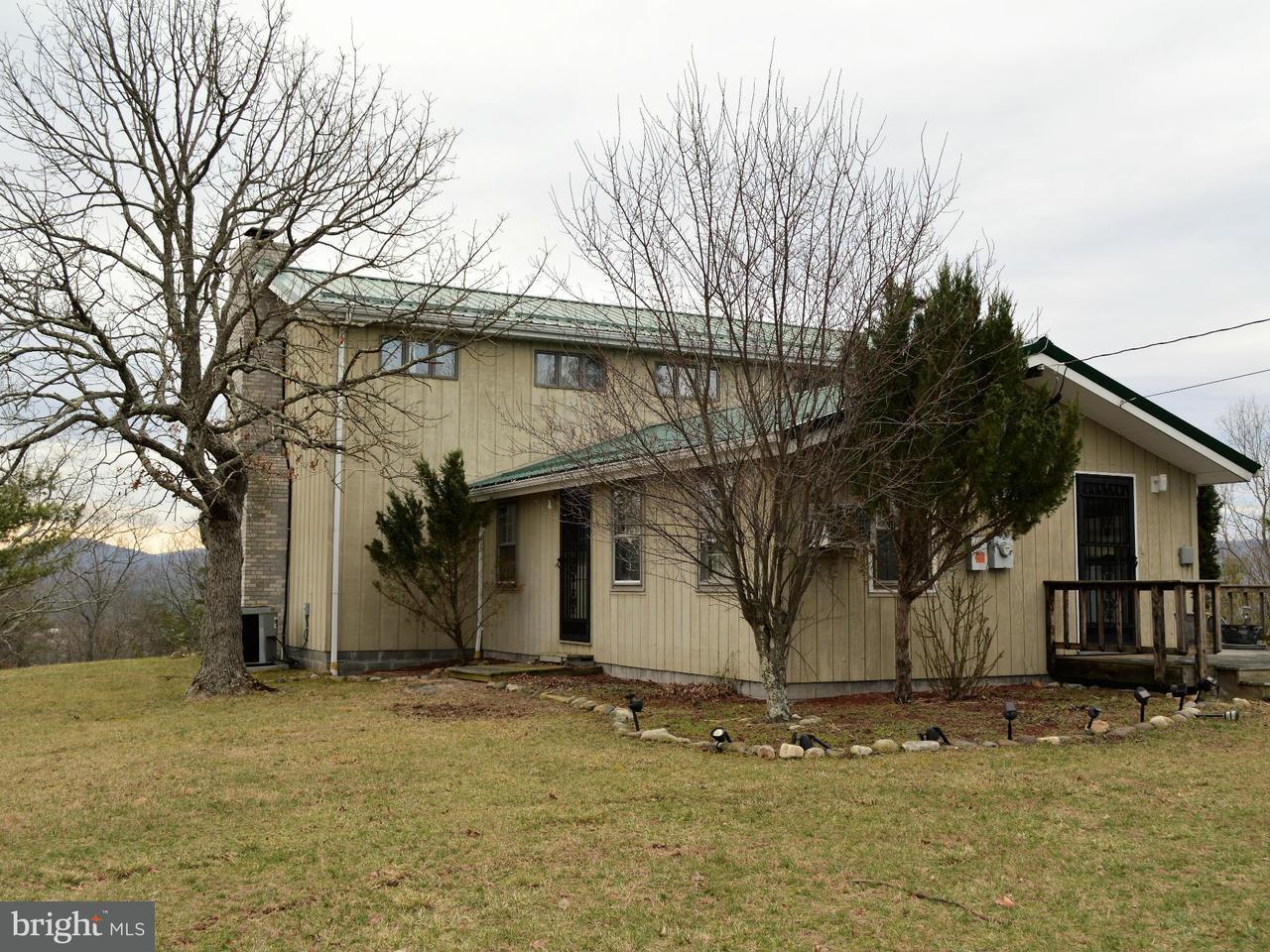 Single Family for Sale at 535 Ponderosa Ln Keyser, West Virginia 26726 United States