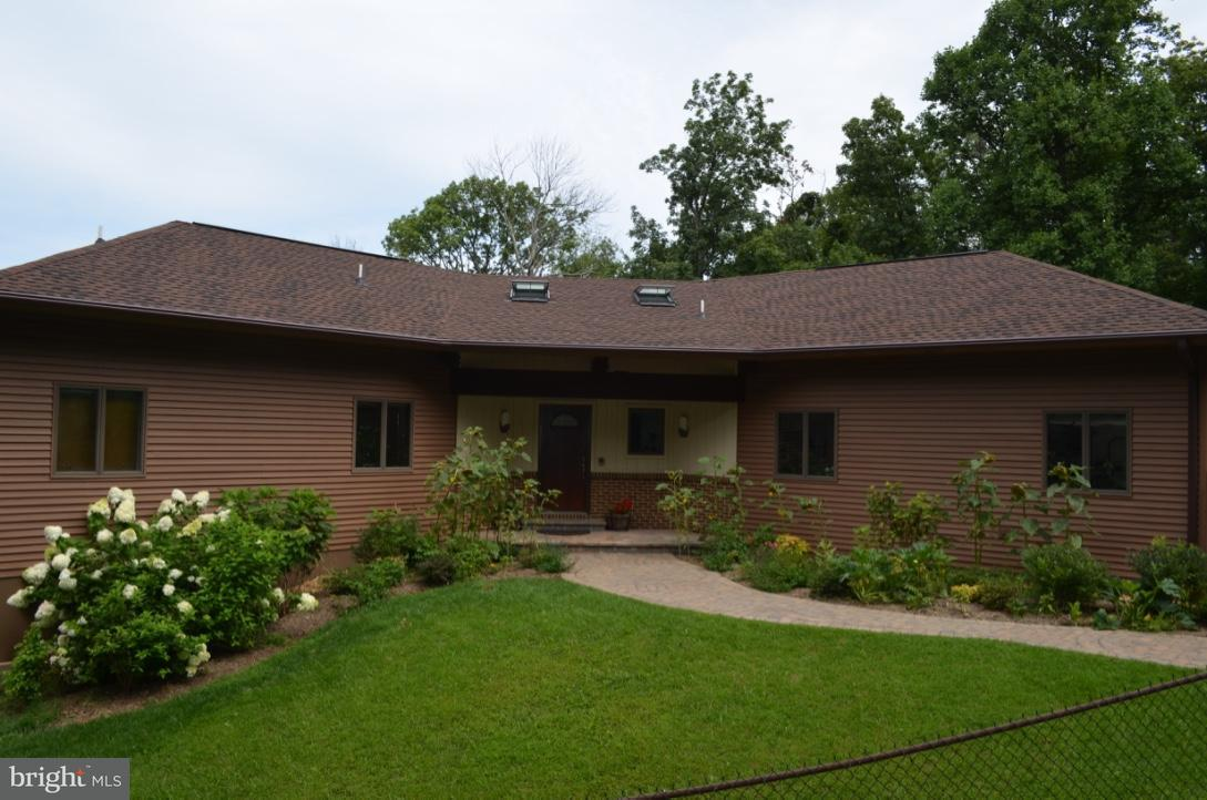 Single Family Home for Sale at 19417 BLUERIDGE MOUNTAIN Road 19417 BLUERIDGE MOUNTAIN Road Bluemont, Virginia 20135 United States