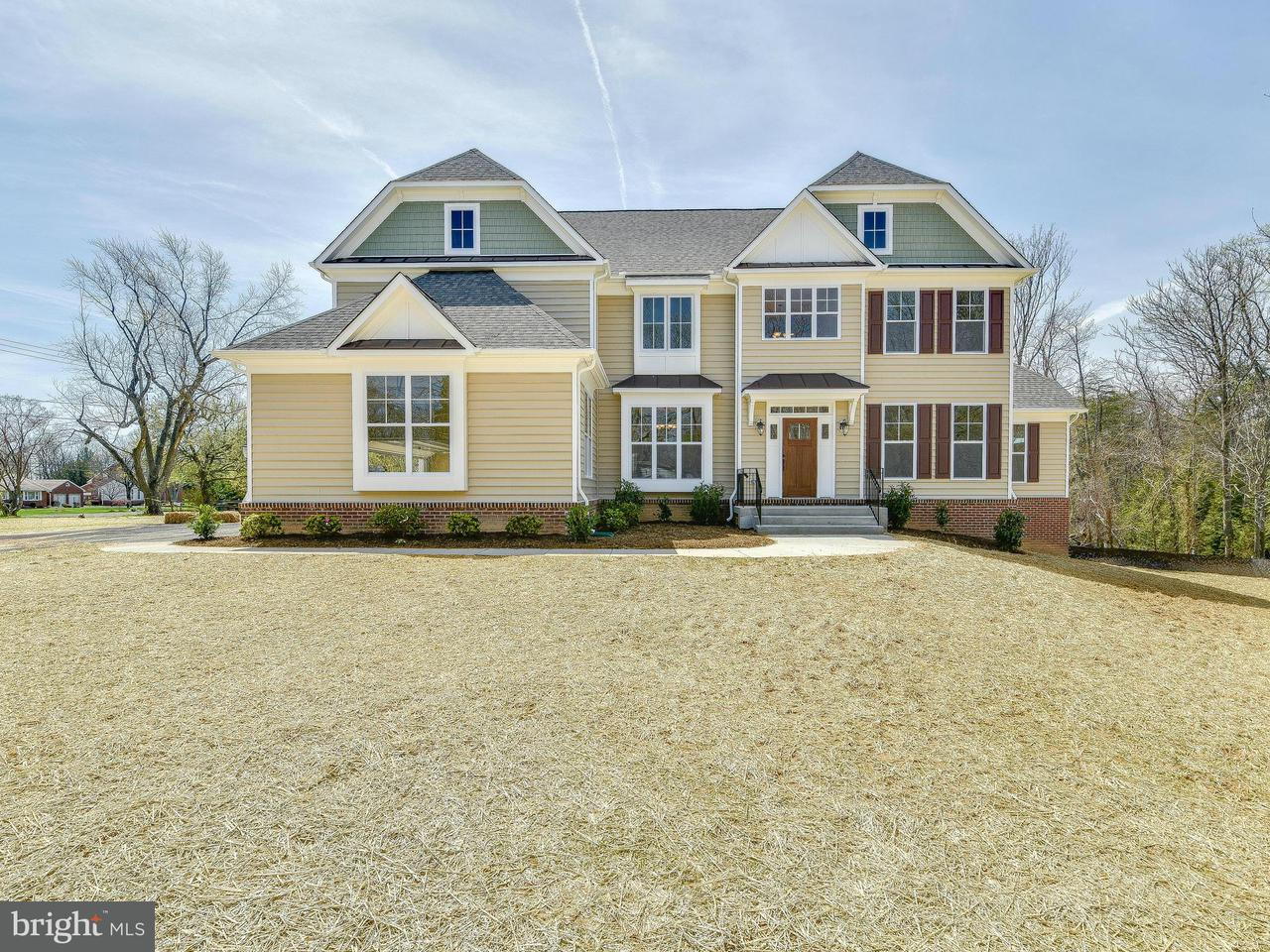 Single Family Home for Sale at 24500 RIDGE Road 24500 RIDGE Road Damascus, Maryland 20872 United States
