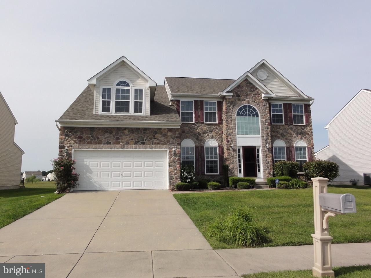 Maison unifamiliale pour l Vente à 891 WINDROW WAY Magnolia, Delaware 19962 États-Unis