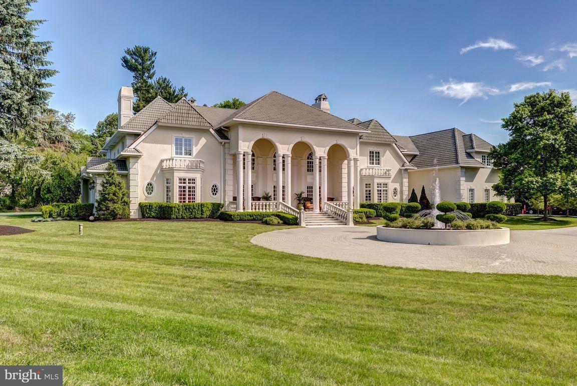 Vivienda unifamiliar por un Venta en 1716 Greenspring Valley Road 1716 Greenspring Valley Road Stevenson, Maryland 21153 Estados Unidos