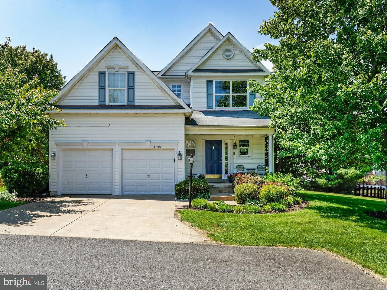 Casa Unifamiliar por un Venta en 21501 THORNHILL Place 21501 THORNHILL Place Broadlands, Virginia 20148 Estados Unidos
