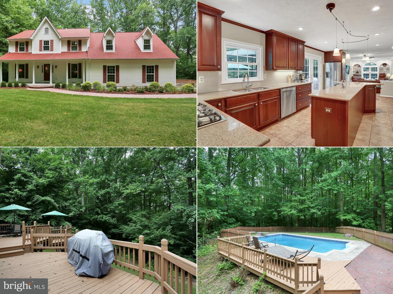 Частный односемейный дом для того Продажа на 12851 LONG GUN Drive 12851 LONG GUN Drive Dunkirk, Мэриленд 20754 Соединенные Штаты