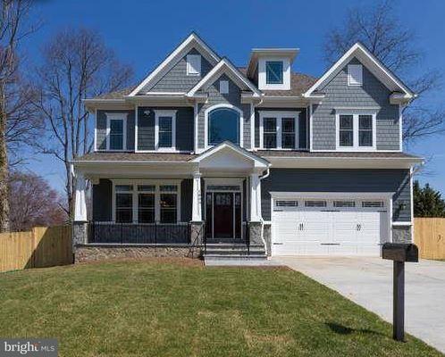Single Family Home for Sale at 2003 LEONARD Road 2003 LEONARD Road Falls Church, Virginia 22043 United States