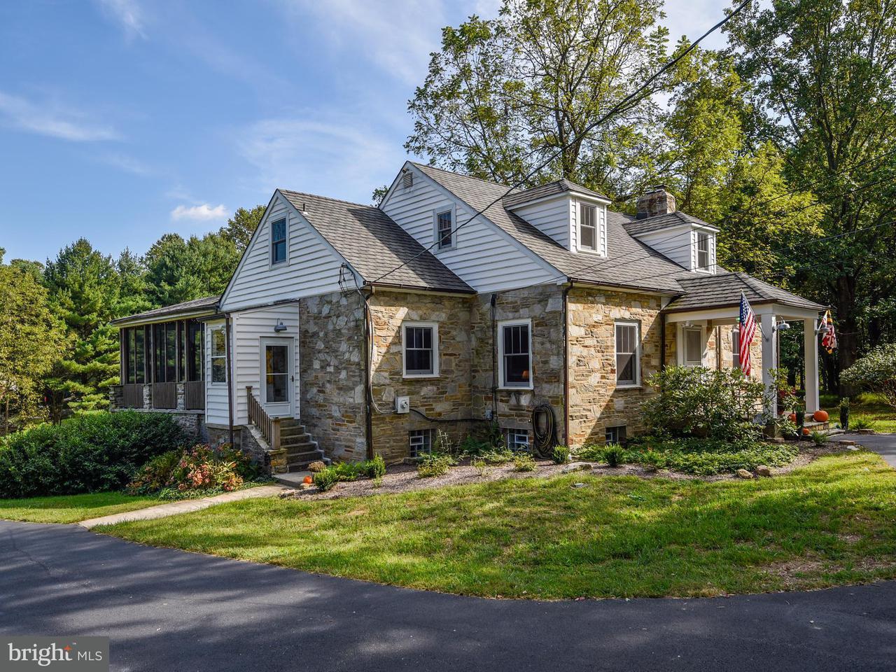 Частный односемейный дом для того Продажа на 11817 MANOR Road 11817 MANOR Road Glen Arm, Мэриленд 21057 Соединенные Штаты