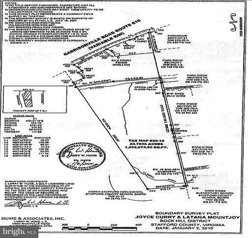 Additional photo for property listing at 799 GARRISONVILLE Road 799 GARRISONVILLE Road Stafford, Virginia 22556 Estados Unidos