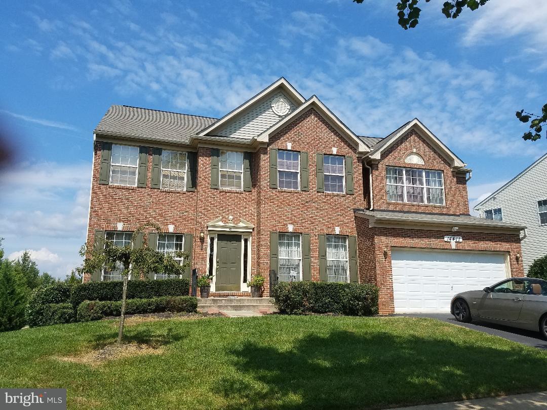 Частный односемейный дом для того Продажа на 14411 ASHLEIGH GREENE Road 14411 ASHLEIGH GREENE Road Boyds, Мэриленд 20841 Соединенные Штаты