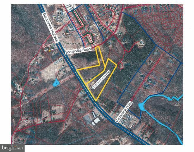 土地 為 出售 在 3125 GERMANNA HWY 3125 GERMANNA HWY Locust Grove, 弗吉尼亞州 22508 美國