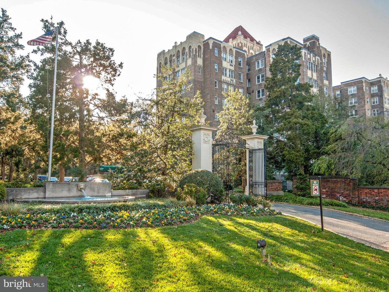 Condominium for Sale at 4000 Cathedral Ave NW #146b Washington, District Of Columbia 20016 United States