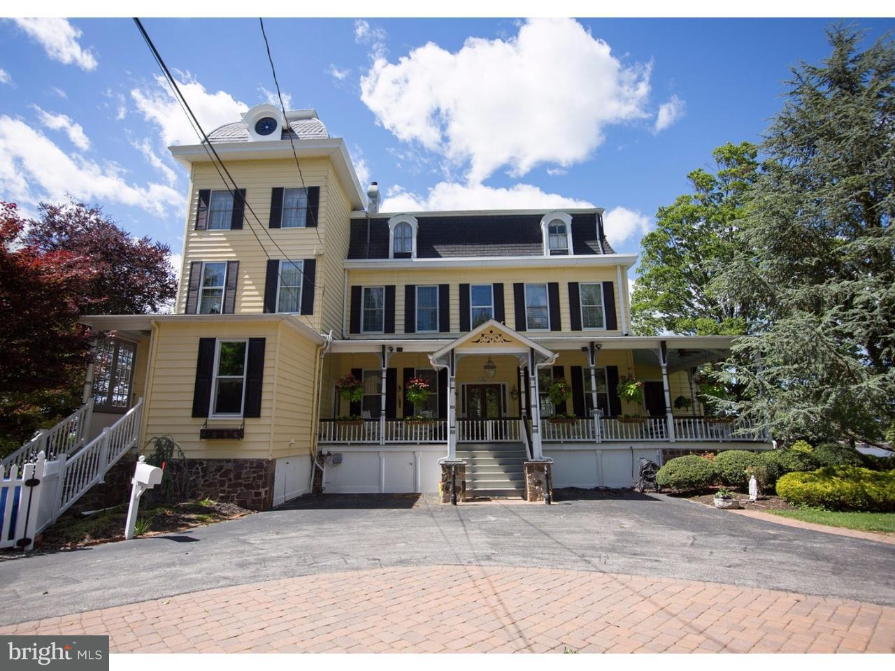 Single Family Home for Sale at 431 COTTAGE Avenue Edgewater Park, New Jersey 08010 United States
