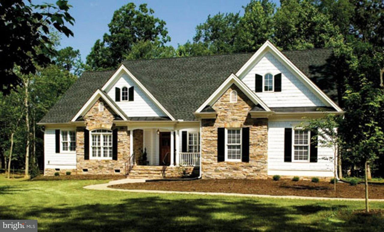 Single Family Home for Sale at 6lot Walnut Creek Lane 6lot Walnut Creek Lane Rixeyville, Virginia 22737 United States