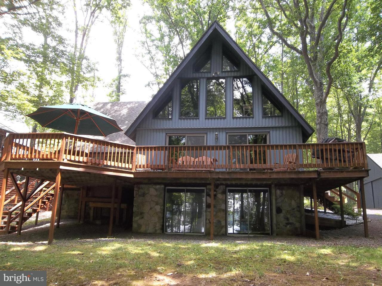 Einfamilienhaus für Verkauf beim 1597 SHORELINE Drive 1597 SHORELINE Drive Swanton, Maryland 21561 Vereinigte Staaten