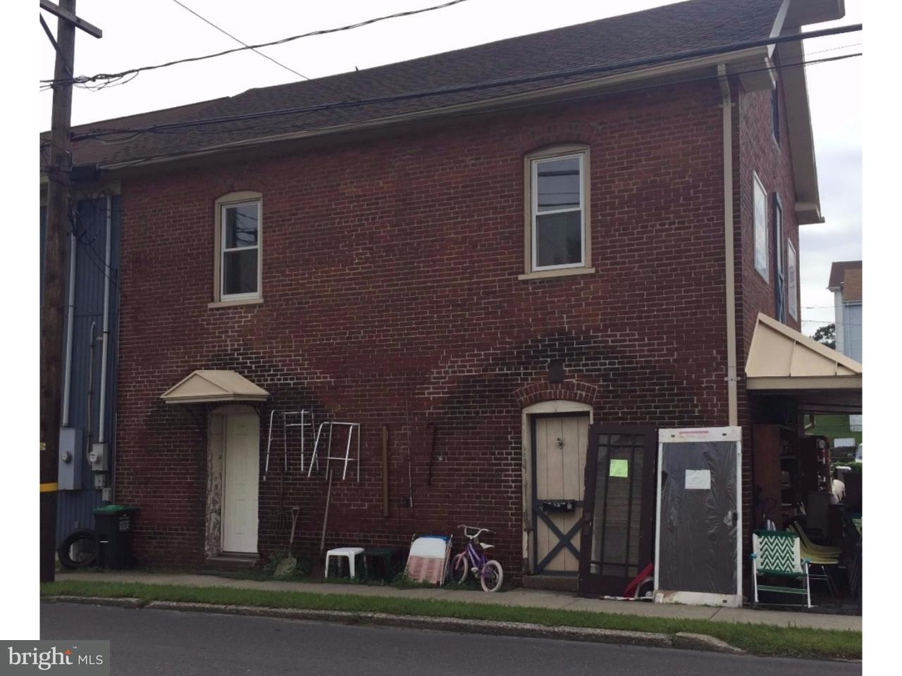 Single Family Home for Rent at 9 CHESTNUT Street Cressona, Pennsylvania 17929 United States