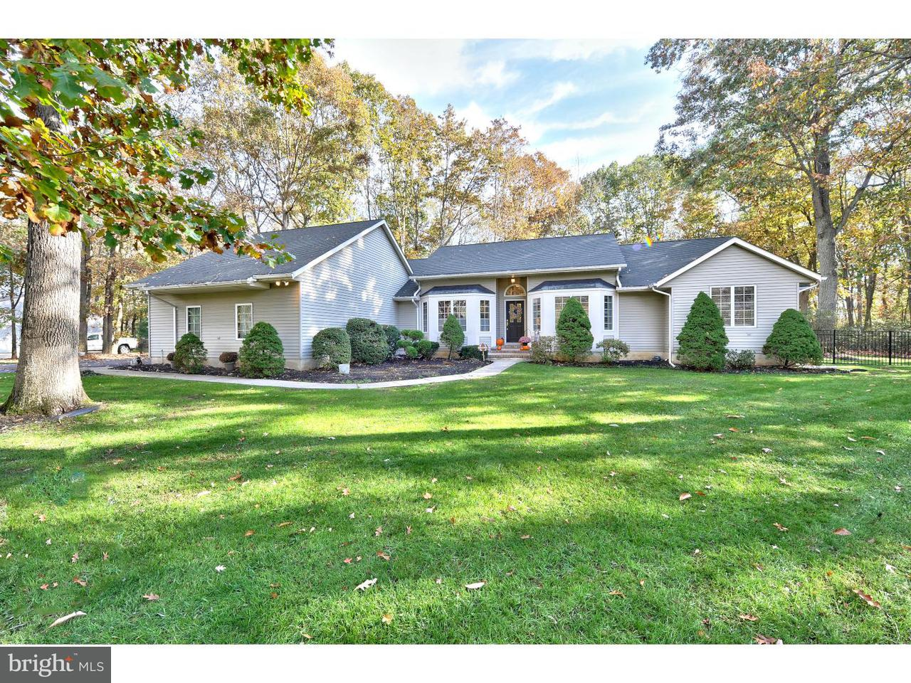 Single Family Home for Sale at 5 PIN OAK Drive New Egypt, New Jersey 08533 United States