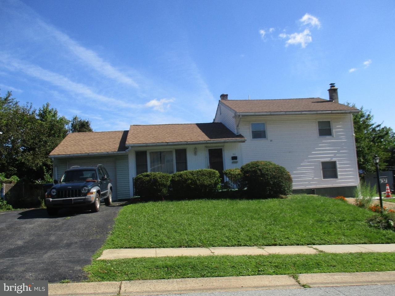 Enfamiljshus för Försäljning vid 137 S SHELLEY Drive Claymont, Delaware 19703 Usa
