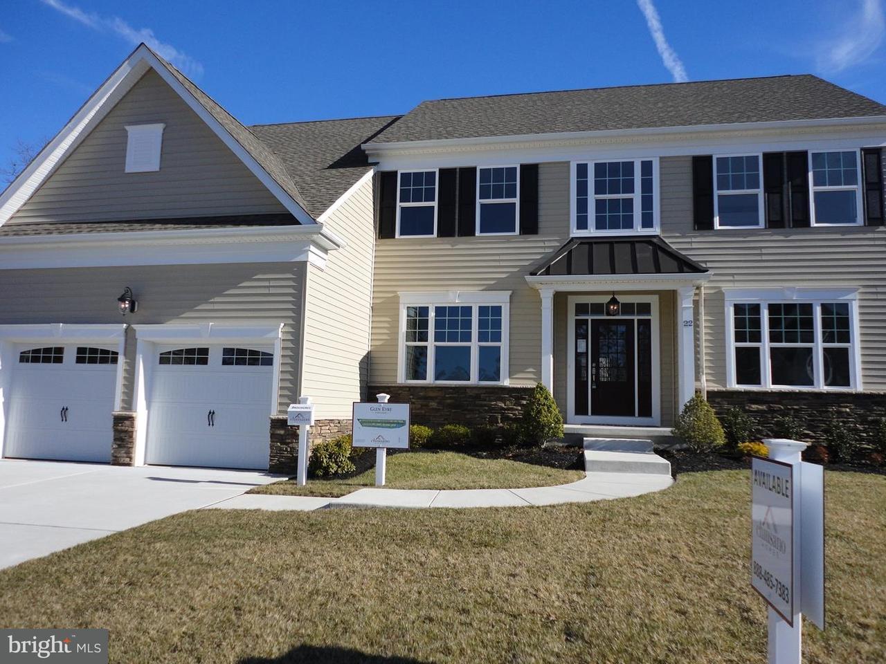 獨棟家庭住宅 為 出售 在 22 MONET Drive Mays Landing, 新澤西州 08330 美國在/周邊: Hamilton Township
