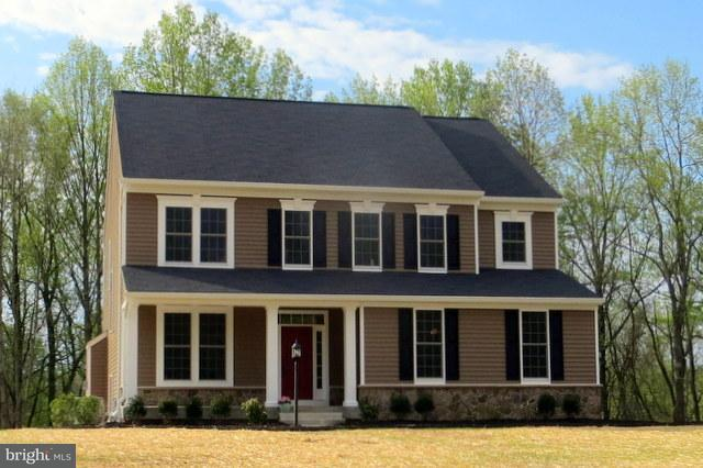 Photo of home for sale at 101 Rivercrest Court, Brookeville MD