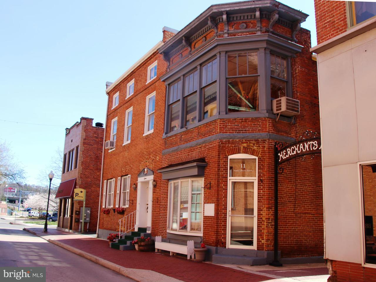 Commercial for Sale at 15 Liberty St Cumberland, Maryland 21502 United States
